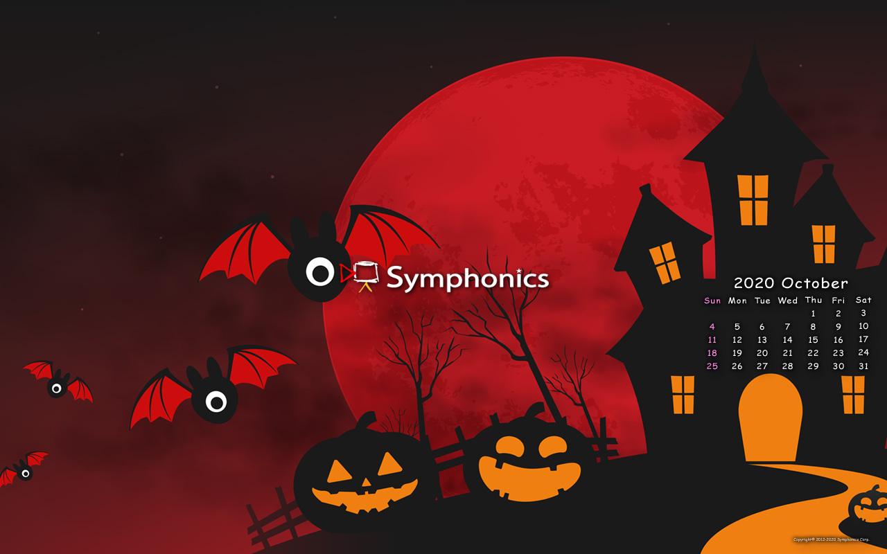 Symphonics シンフォニクス株式会社 映像制作 技術 オーケストラ コンサートdvd ビデオ撮影 壁紙